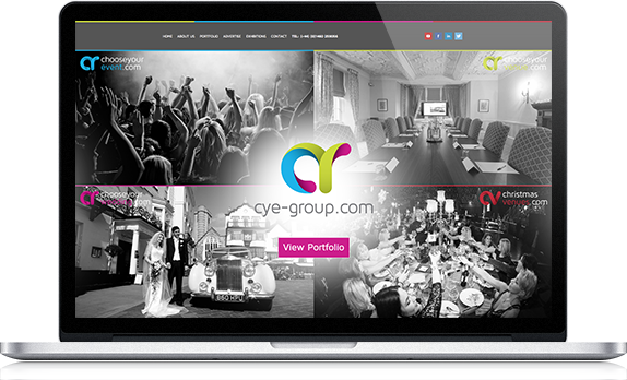 Image of cye group page